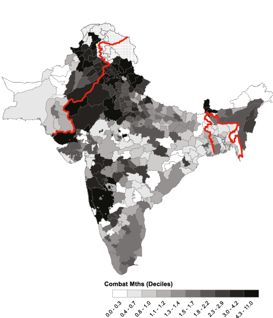 impact of partition of india